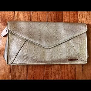 2/$25 Victoria's Secret Clutch Evening Travel Bag